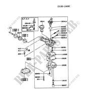 Luftfilter EXHAUST FA076D ES55 FA MOTORS FA076D FA Petits