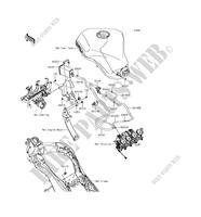HANDBUCH ZX1000WHF Z1000SX 2017 1000 MOTOS Kawasaki