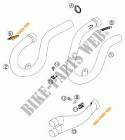 520 MXC RACING MXC 2001 520 KTM Ktm motorcycle # KTM