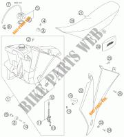 525 EXC RACING EXC 2006 525 KTM Ktm motorcycle # KTM