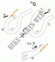 450 EXC RACING EXC 2003 450 KTM Ktm motorcycle # KTM