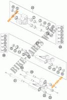 690 DUKE R ABS DUKE 2014 690 KTM Ktm motorcycle # KTM
