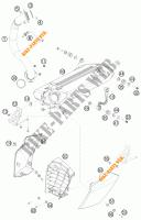 690 DUKE WHITE DUKE 2009 690 KTM Ktm motorcycle # KTM