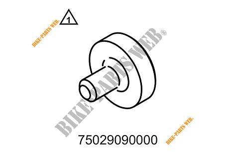SPECIFIC TOOLS (ENGINE) for KTM 505 SX ATV 2012 # KTM