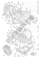 CYLINDER HEAD F4 RR 2013 F4 Mvagusta motorcycle # MV