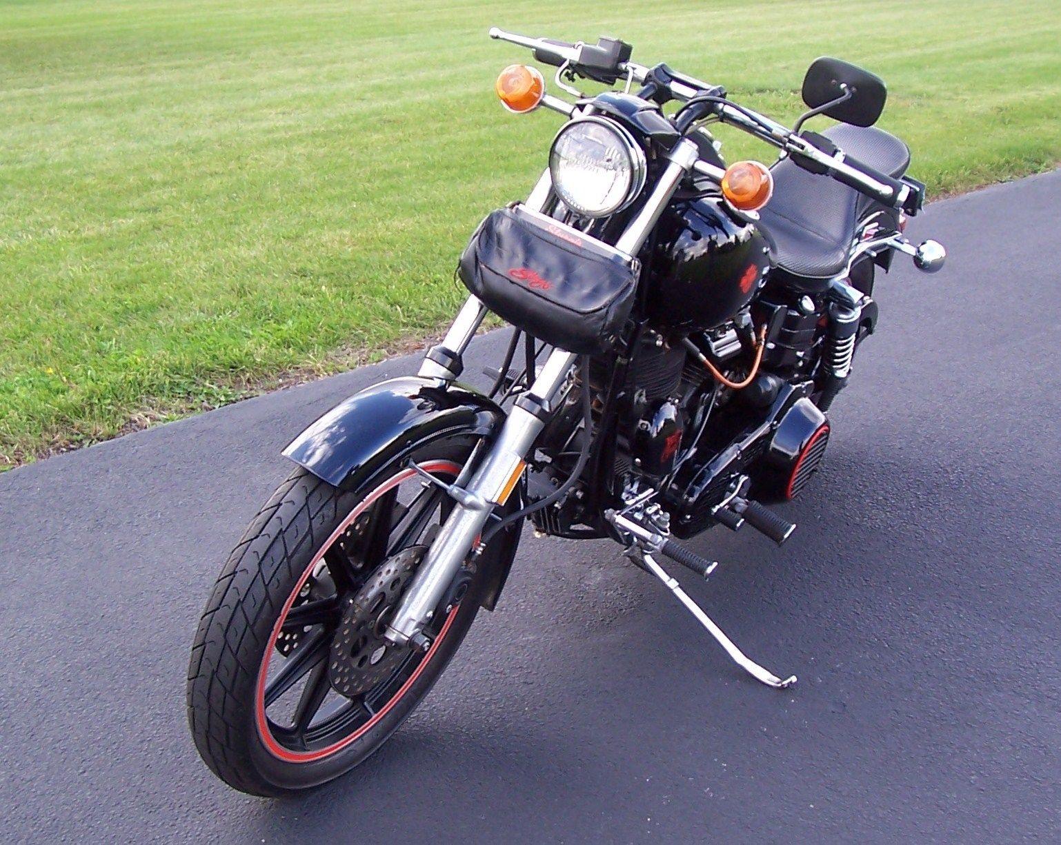 Harley Davidson Fxb For Sale