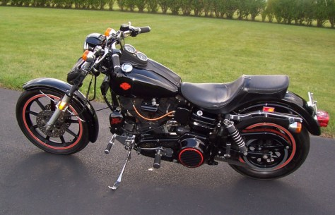 1980 Harley-Davidson FXB Sturgis For Sale - Left Side