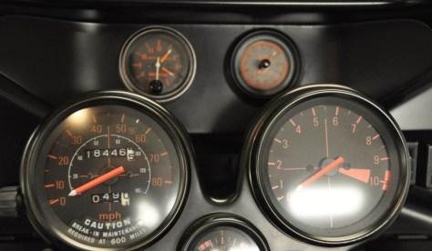 1982 Honda CBX - Gauges