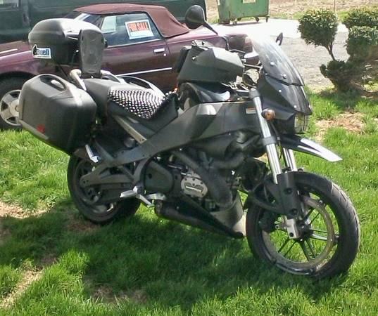 25th Anniversary – 2008 Buell Ulysses XB12XT | Bike-urious