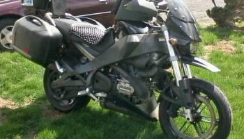 Well Farkled – 2006 Buell Ulysses XB12X – Bike-urious