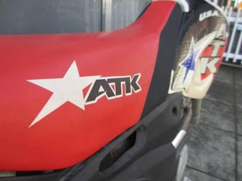 ATK 605 Enduro - Seat