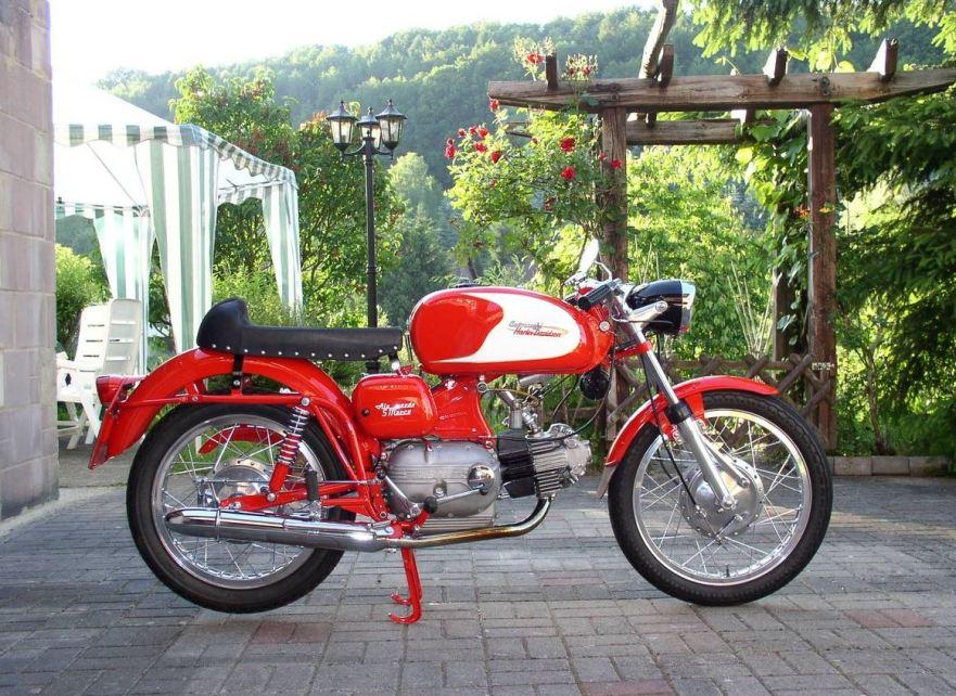 1968 aermacchi harley-davidson ala verde | bike-urious