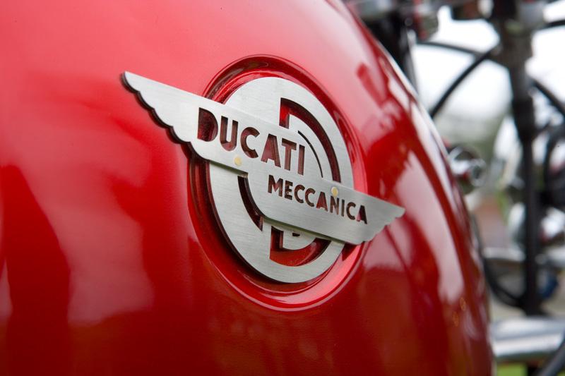 Allan Rosenberg Photography - Ducati Tank