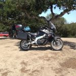 Rally Raid 2002 Aprilia Caponord Bike Urious