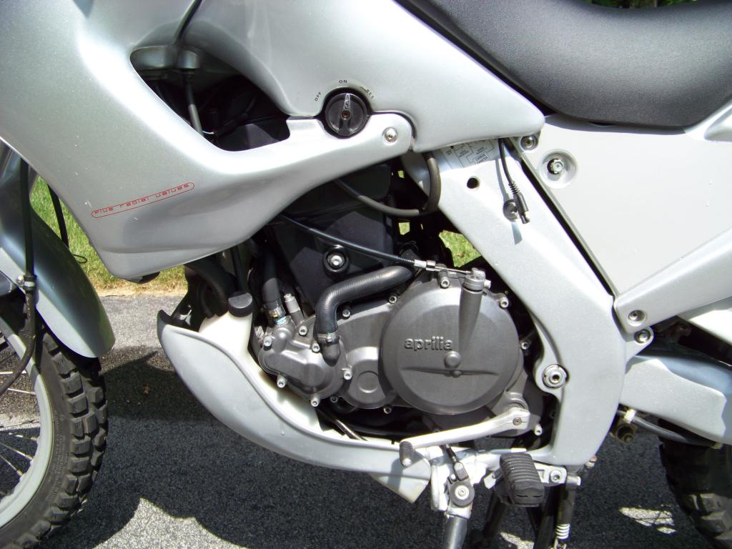 Aprilia Pegaso Cube 650 - Engine