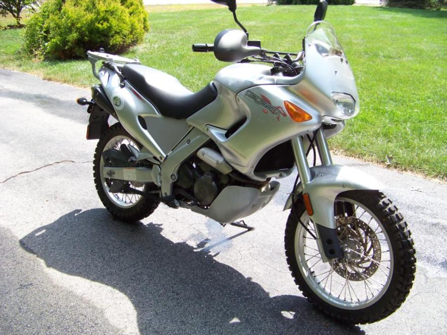 Aprilia Pegaso Cube 650 - Right Side