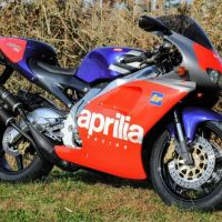 1 of 500 – 1995 Aprilia RS250 Loris Reggiani Replica