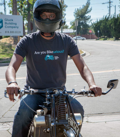 Are You Bike-urious T-Shirt