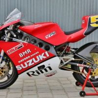 Super Trick Super Single - 1996 BMR-Suzuki Supermono Racer