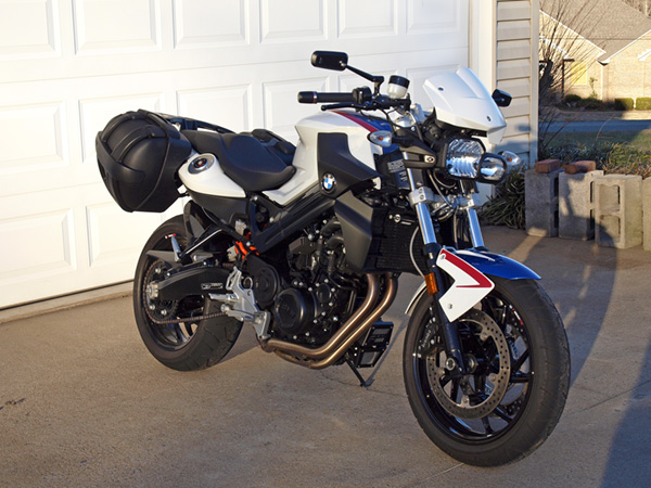 2018 Bmw F800r Front Right To
