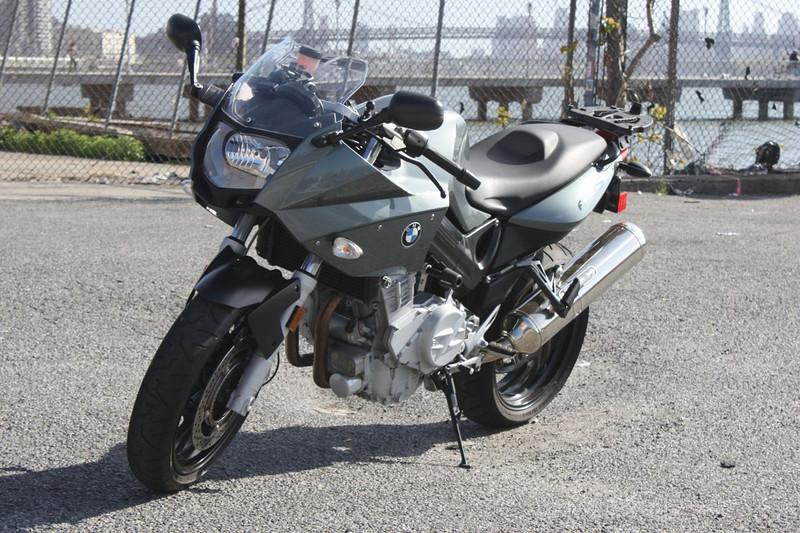 BMW F800S - 1