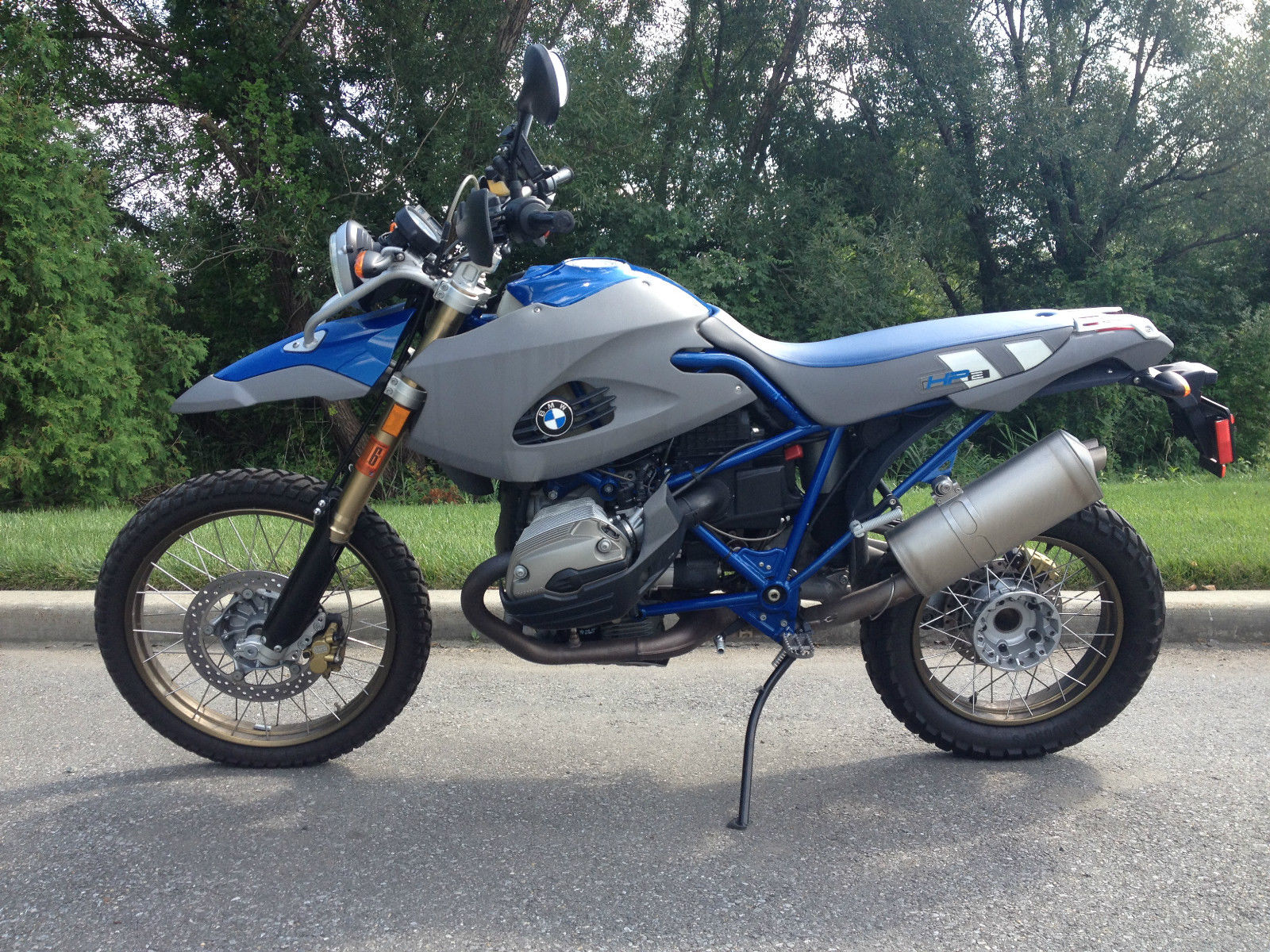 Bmw hp2 enduro for sale