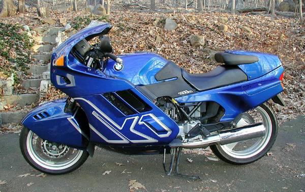 BMW K1 - 1