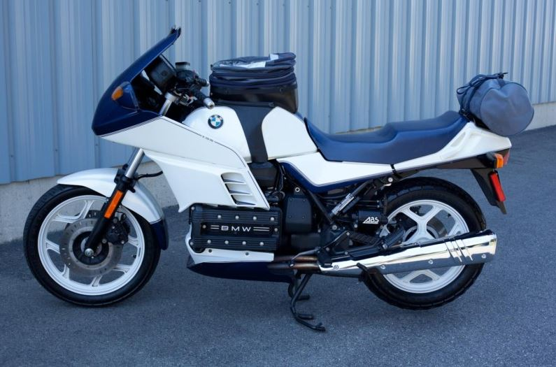 BMW K100RS LE - Left Side