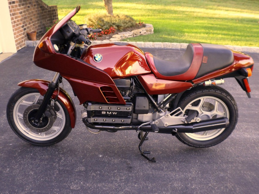 BMW K100RS - Left Side