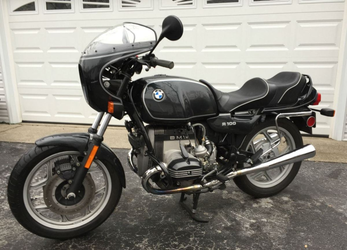 1991 bmw r100 classic bike urious. Black Bedroom Furniture Sets. Home Design Ideas