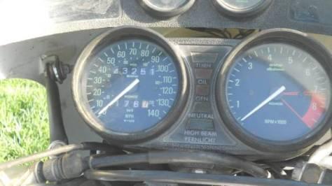 BMW R100 Last Edition - Gauges
