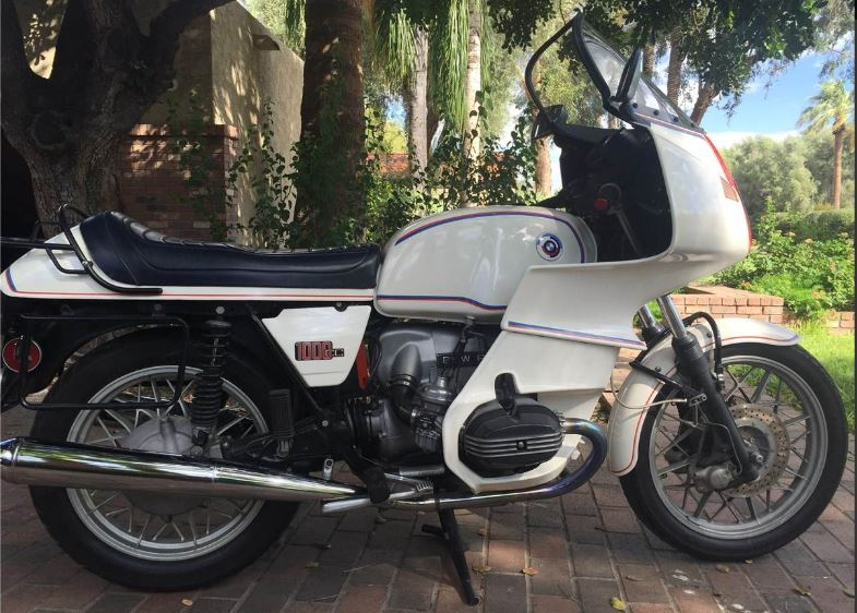 BMW R100RS Motorsport - Right Side