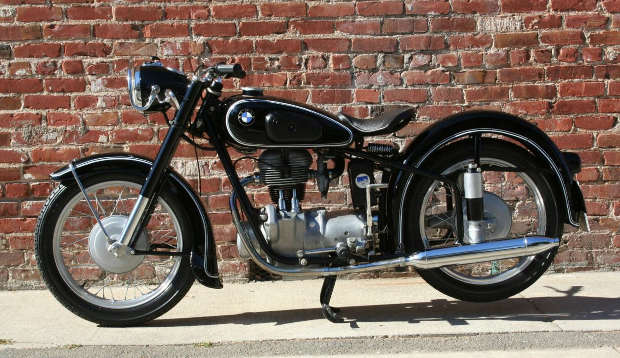 31 miles in 30 years 1955 bmw r25 3 bike urious. Black Bedroom Furniture Sets. Home Design Ideas