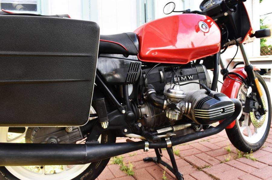 R100 Motor – 1982 BMW R65LS