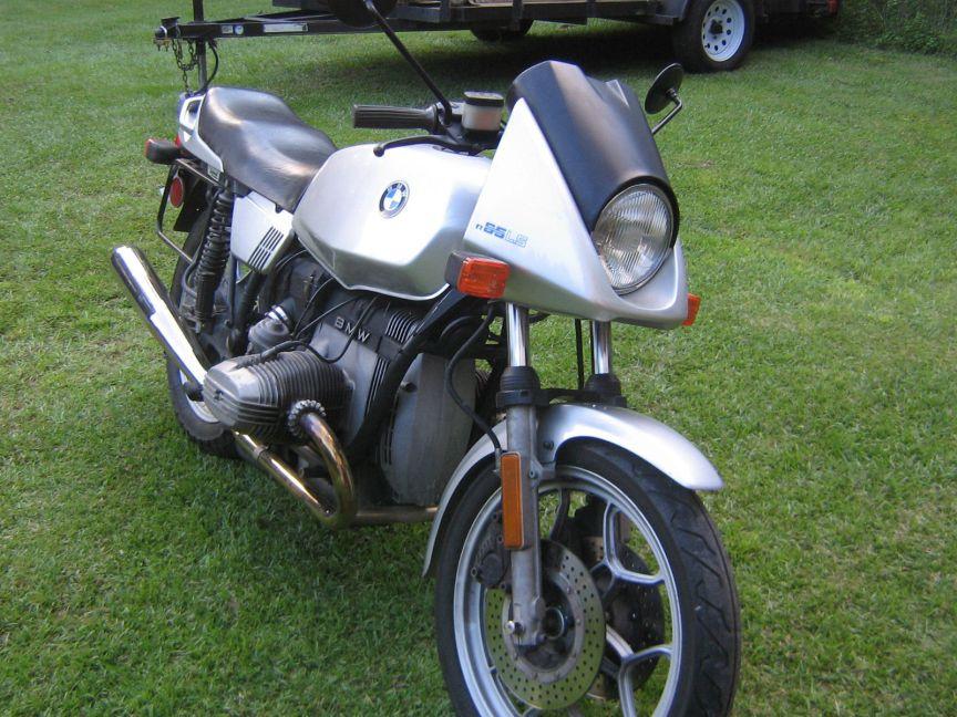 Ending Soon  U2013 1984 Bmw R65ls  U2013 Bike