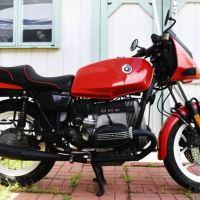 R100 Motor - 1982 BMW R65LS