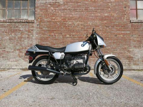 BMW R65LS - Right Side
