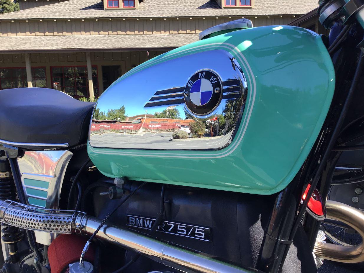 1000cc Custom – 1972 BMW R75/5