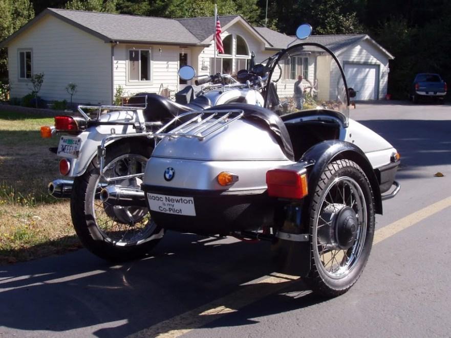 BMW R75 Sidecar - 1