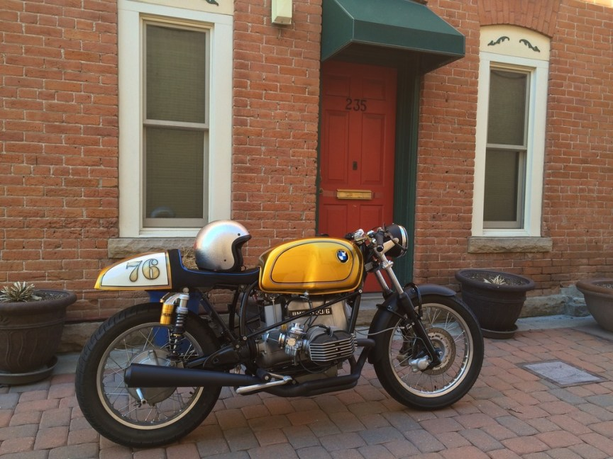 1976 BMW R90 6 Cafe Racer