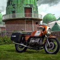 Video Intermission - BMW R90S - The Bike That Went To The Moon