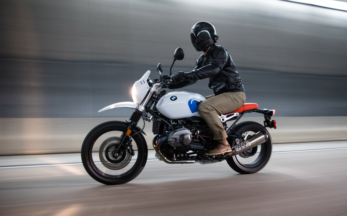 First Ride - 2017 BMW R nineT Urban G/S