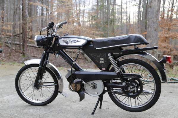Holland Import 1978 Batavus Mobat Bike Urious