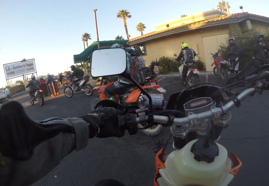 Bike-urious Does Baja - Start of Day 2