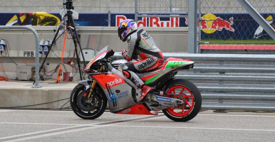 Bike-urious MotoGP Austin - Aprilia RS-GP