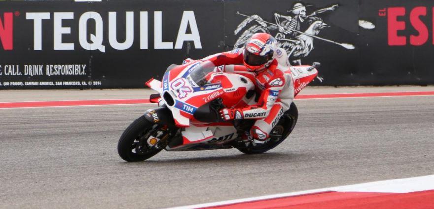 Bike-urious MotoGP Austin - Dovi