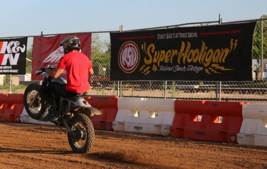 Bike-urious MotoGP Austin - Super Hooligan