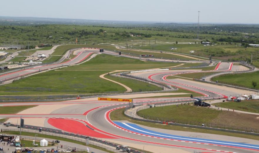 Bike-urious MotoGP Austin - Tower View 3