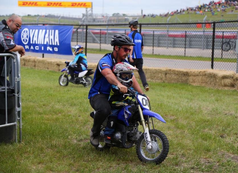 Bike-urious MotoGP Austin - Yamaha Learn to Ride