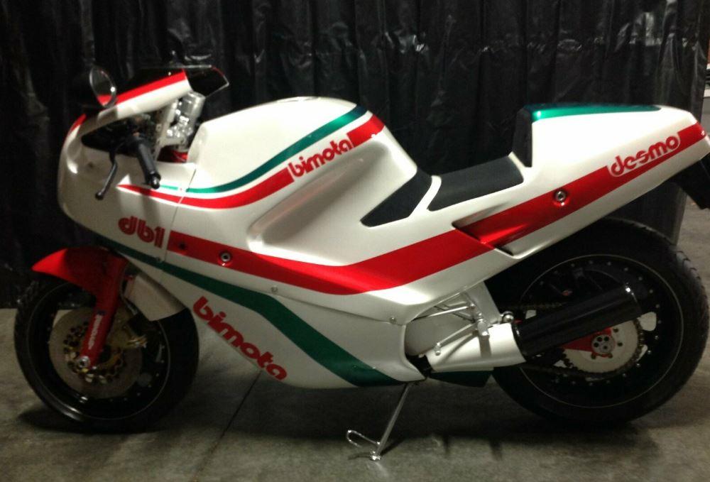 5 Miles - 1986 Bimota DB1